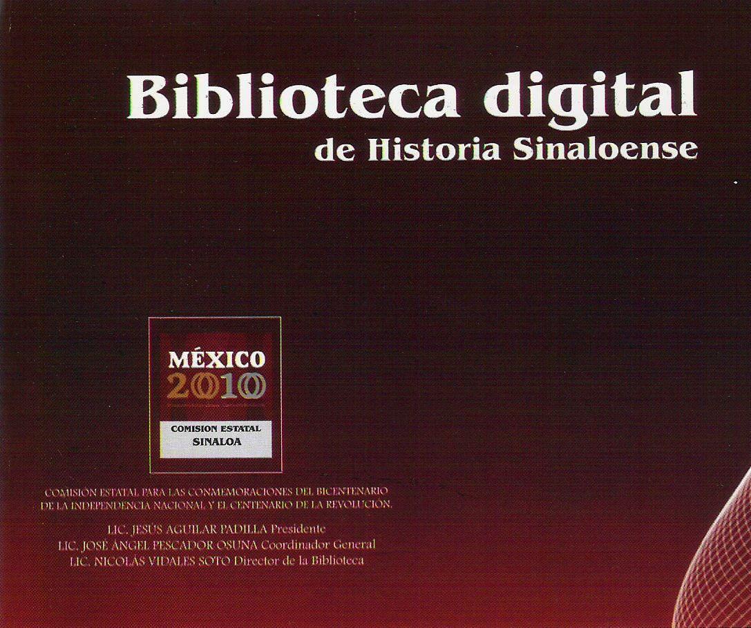 Biblioteca digital de Historia Sinaloense
