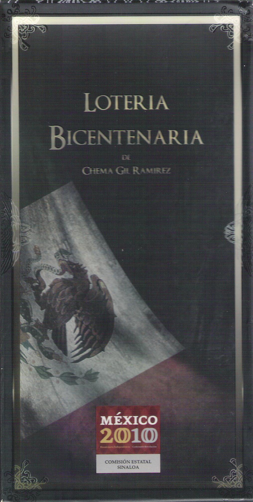 Loter¡a Bicentenaria