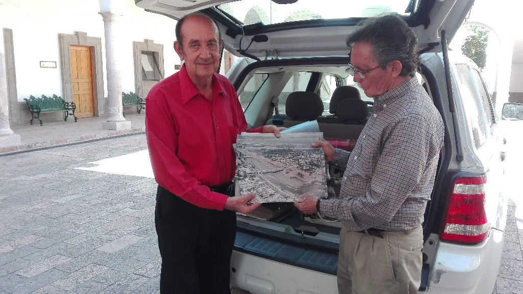 Donativo Documentación Original Proyecto Tres Rios