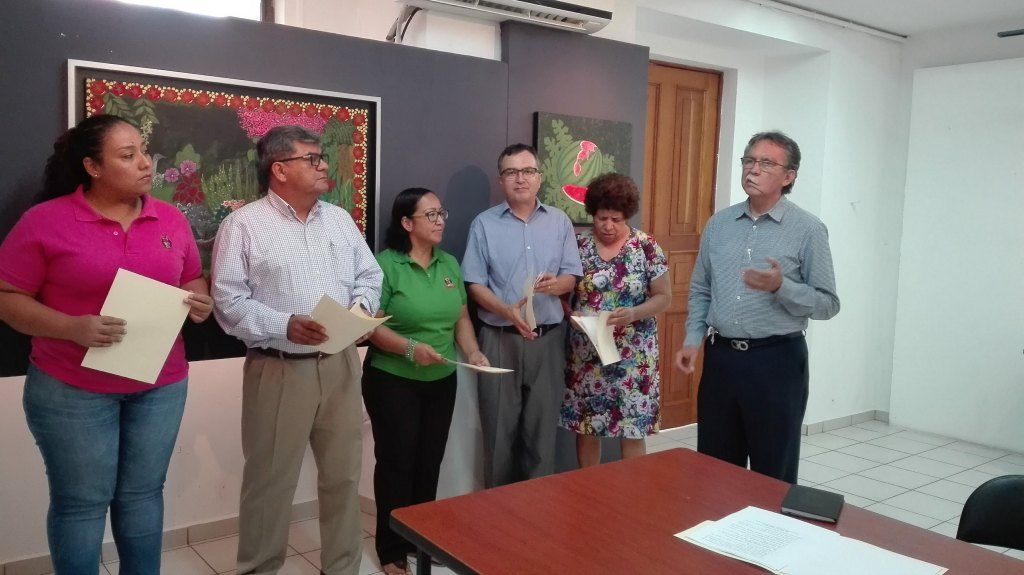 Nombramiento de el Comité de Valoración Documental y Bibliográfica