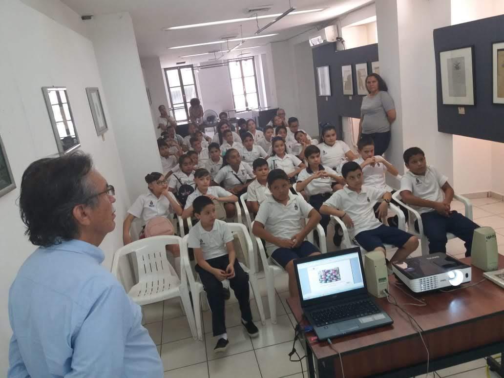 """Conferencia """"La Pitaya en la Historia y la Cultura Sinaloense"""""""