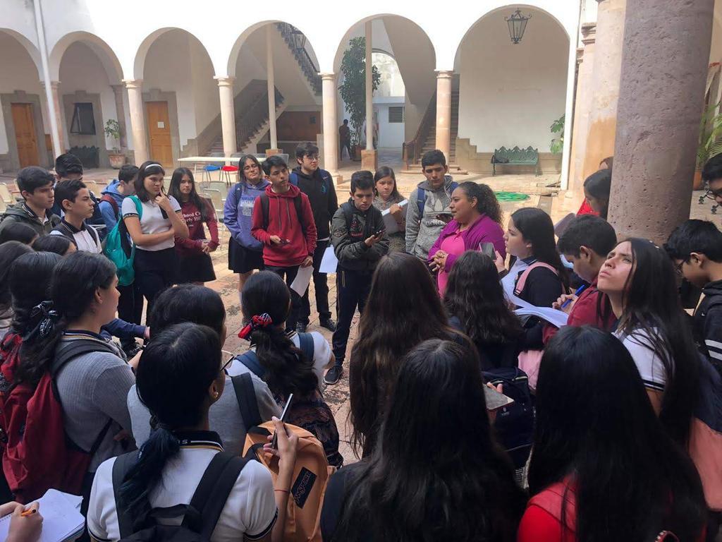 alumnos prepita uas